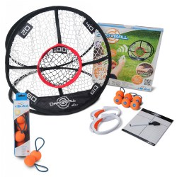 Djubi® Dart Ball Game & Medium SlingBalls Set