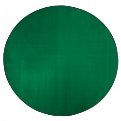 Americolor™ Round Rug 6' x 6' - Dark Green