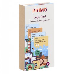 Primo™ Cubetto Logic Pack