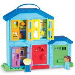 Latch & Learn Smart Sounds Play House