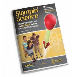 Stomp Rockets Stompin' Science Book