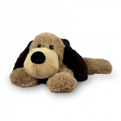 Warmies® Plush - Laying Down Dog 13""