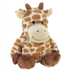"Warmies® Microwavable Plush 13"" Giraffe"