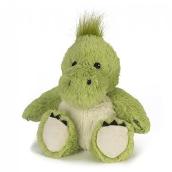 "Warmies® Microwavable Plush 13"" Dinosaur"