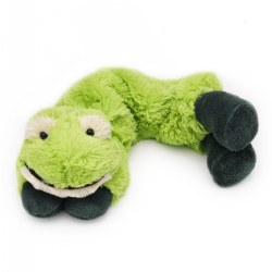 "Warmies Therapeutic Neck Wrap - Frog 20"" Long"