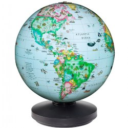 Replogle® Rotating Illuminated Globe
