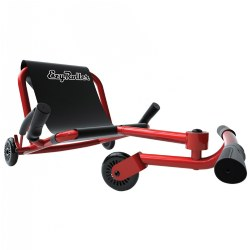 EzyRoller Kid Powered Machine - Classic Red