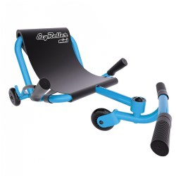 EzyRoller Kid Powered Riding Machine - Mini Blue