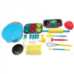 Ultimate Baker's Real Cooking Set for Children