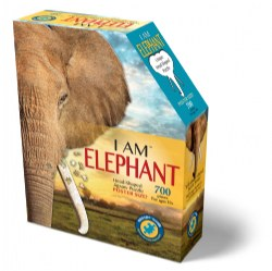 Madd Capp™ Puzzle - Elephant (550 Pieces)