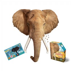 Madd Capp™ Puzzle - Elephant - 550 Pieces