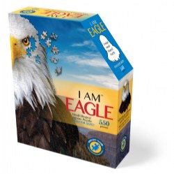Madd Capp™ Puzzle - Eagle (550 Pieces)