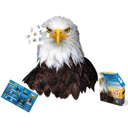 Madd Capp™ Puzzle - Eagle - 550 Pieces