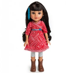 "Hearts for Hearts 14"" Doll - Mosi"