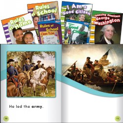 Time For Kids Civics Books - Set of 6