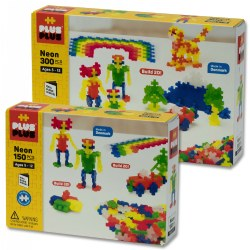 Plus Plus® Neon Building Set