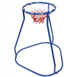 Child Sized Stand Alone Basketball Stand with Net