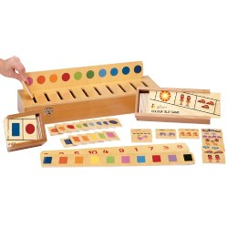Montessori Sorting Box