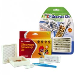STEM Starter Kit & Microscope Accessories