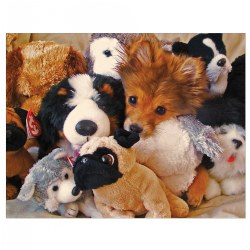 Playtime Puppies Puzzle (400 Piece)