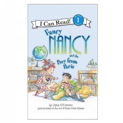 Fancy Nancy™ and the Boy from Paris - Paperback