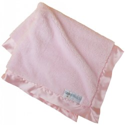 GooseWaddle Luxury Baby Blanket - Pink
