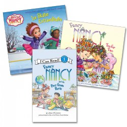 Fancy Nancy™ Books - Paperback