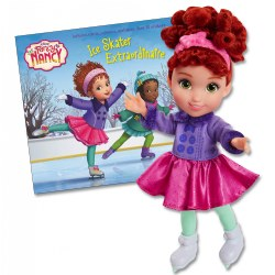 Fancy Nancy™ Winter Wonderland Doll & Book Set