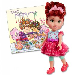 Jakks Pacific Fancy Nancy™ Tea Time Doll & Book Set
