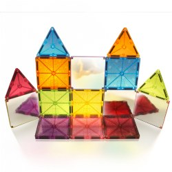Magna-Tiles® 15-Piece Stardust Set