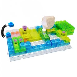 E-Blox Circuit Builder 120 Project Building Set - 46 Pieces