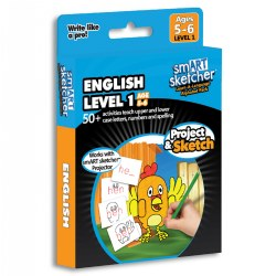 smART Sketcher™ English Creativity Pack