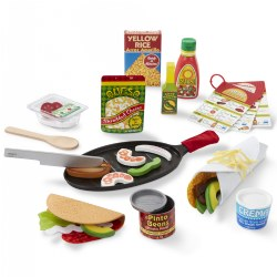 Fill & Fold Taco Tortilla Set