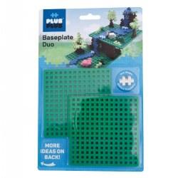 Plus Plus® Baseplate Duo™