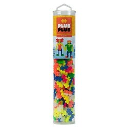 Plus Plus® Neon Tube - 240 Pieces