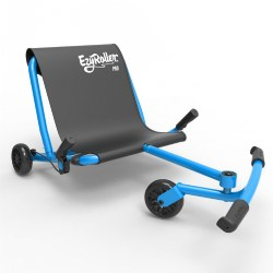 EzyRoller Pro Kid Powered Riding Machine - Blue