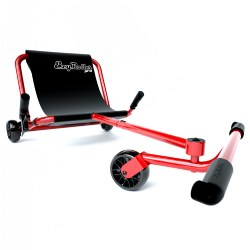 EzyRoller Pro Kid Powered Riding Machine - Red