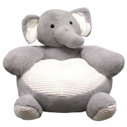 Kids Preferred Soft Reading Chair - Elephant