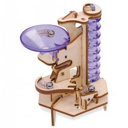 Marbleocity Triple Play Archimedes Screw