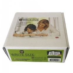 Musgrave Write Size 3-6 Pencils - Box of 72