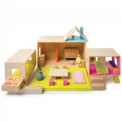 MiO House Playset