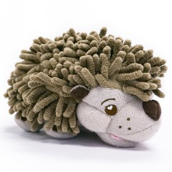 SoapSox Baby Bath Scrubs - Hendrix the Hedgehog