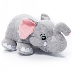 SoapSox Baby Bath Scrubs - Miles the Elephant