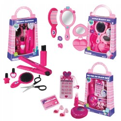 On The Go Glam Beauty Boutique Pretend Play Set