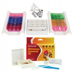 STEM Starter Kit, Slides & Microscope Accessories