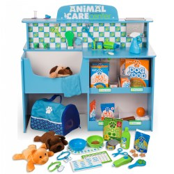 Melissa & Doug® Pet Care Center & Care Accessories