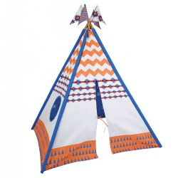 Vintage Cotton Canvas Teepee