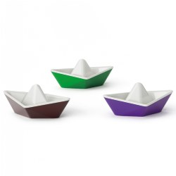 Origami Color Changing Boats - Set of 3