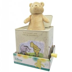 Kids Preferred Classic Pooh Jack-in-the-Box