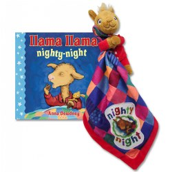 Llama Llama Nighty-Night Board Book & Blanky